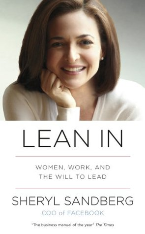 lean in-women, work and the will to lead-sheryl sandberg-marketing, creativity books-sheryl sandberg-www.ifiweremarketing.com