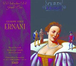 OPD 7051 Verdi-Ernani: Italian-English Libretto