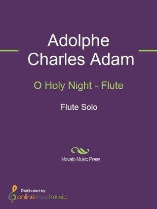 O Holy Night - Flute