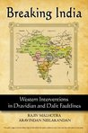 Book cover for Breaking India: Western Interventions in Dravidian and Dalit Faultlines