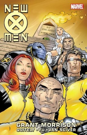 New X-Men by Grant Morrison Vol. 1 (New X-Men