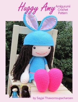 Huggy Amy Amigurumi Crochet Pattern