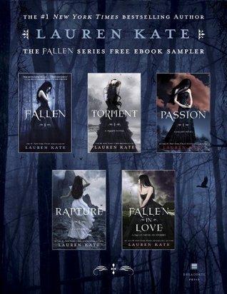 Lauren Kate's Fallen Series Ebook Sampler