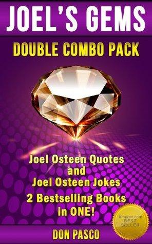 Joel Osteen Quotes & Joel Osteen Jokes - Double Combo Pack - (Joel's Gems Series)