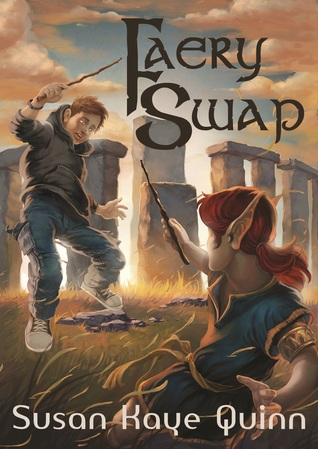 Faery Swap by Susan Kaye Quinn