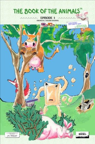 These Animals Dont Want to Wash!(The Book of the Animals 1)