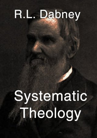 DABNEY SYSTEMATIC THEOLOGY PDF