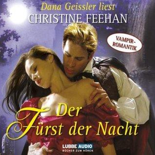 Dana Geissler Liest Christine Feehan, Der Fürst Der Nacht Vampir Romantik