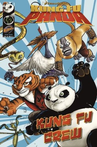Kung Fu Panda: Kung Fu Crew (with panel zoom): 1 (DreamWorks Graphic Novels)
