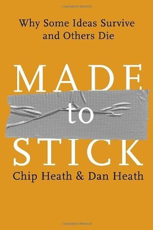 Made to Stick (Chapter 4: Credible): Why Some Ideas Survive and Others Die