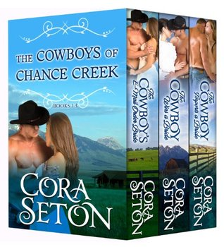 The Cowboys of Chance Creek: Books 1-3