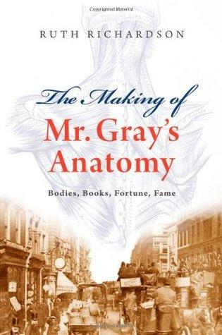 Making of Mr Gray's Anatomy