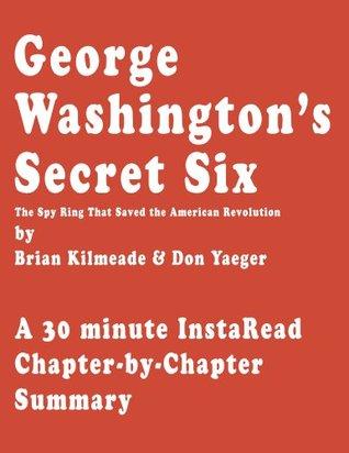 George Washington's Secret Six by Brian Kilmeade and Don Yaeger