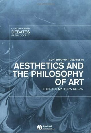 Contemporary Debates in Aesthetics and the Philosophy of Art