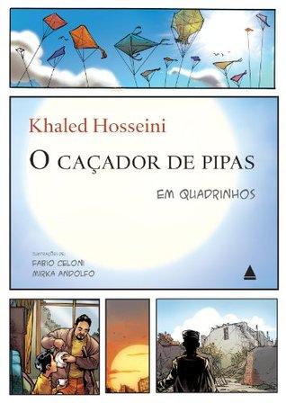 O caçador de pipas - Graphic novel