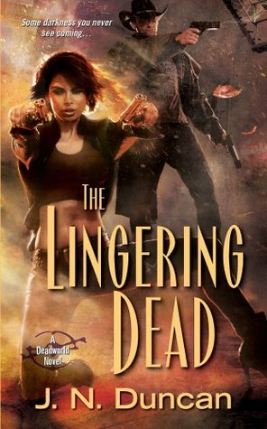 Book Review: The Lingering Dead by J.N. Duncan