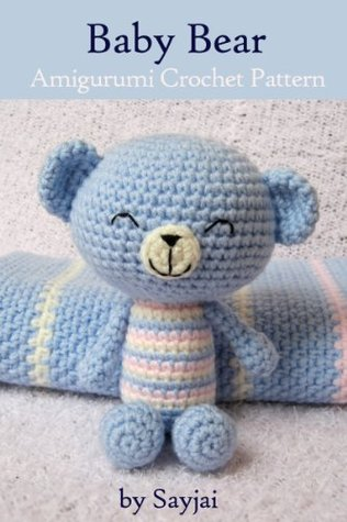 Baby Bear Amigurumi Crochet Pattern
