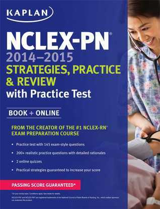 NCLEX-PN 2014-2015 Strategies, Practice, and Review with Practice Test: Book + Online