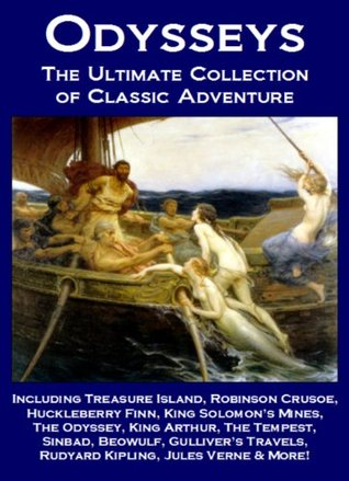 Odysseys: The Ultimate Collection of Classic Adventure