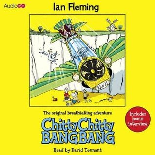 Chitty Chitty Bang Bang by Ian Fleming (audio review)