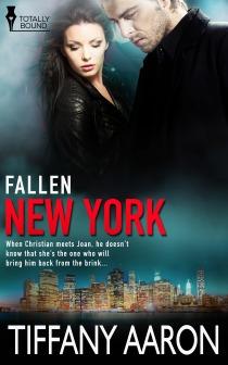 New York (Fallen #5)