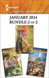 Harlequin Superromance January 2014 - Bundle 2 of 2: A Ranch for His Family\Cowgirl in High Heels\A Man to Believe in