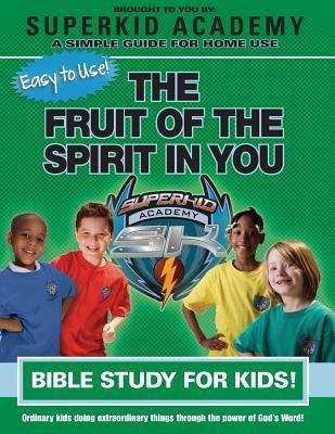 Ska Home Bible Study- The Fruit of the Spirit in You