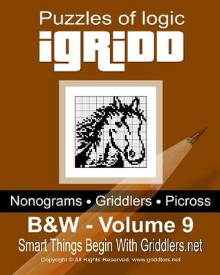 Puzzles of Logic Igridd: Black and White