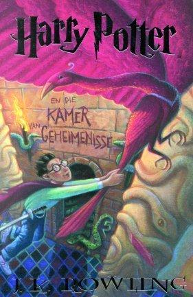Harry Potter en die Kamer van Geheimenisse