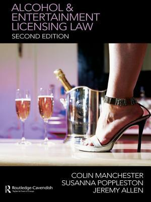 Alcohol and Entertainment Licensing Law DJVU EPUB 978-1134099993