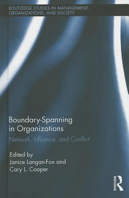 Boundary-Spanning in Organizations: Network, Influence and Conflict