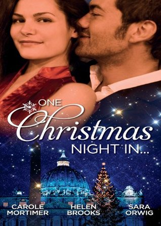 One Christmas Night In... by Carole Mortimer