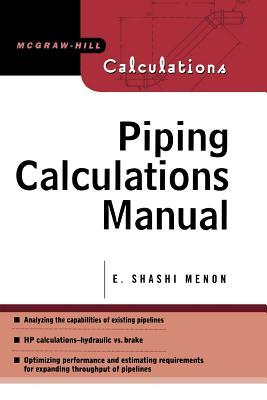 Piping Calculations Manual