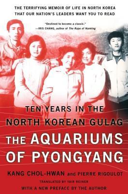 Aquariums of Pyongyang by Kang Chol-Hwan