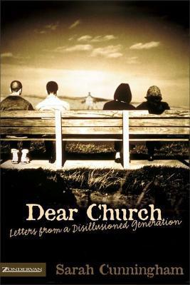 Dear Church by Sarah    Cunningham
