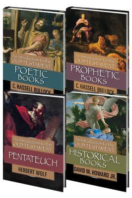 Introduction to the Old Testament, Set of Four Books (Prophetic, Poetic, Pentateuch, Historical) (ePUB)