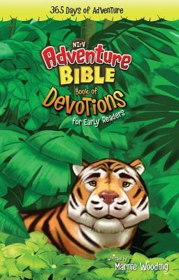 The Adventure Bible for NIRV: Book of Devotions for Early Readers: 365 Days of Adventure