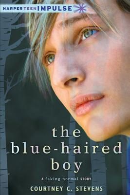 The Blue-Haired Boy (Faking Normal, #0.5)