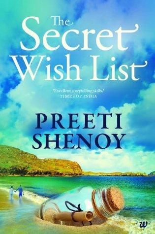of secret wish list by preeti sheroy