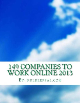 Libro para descargar 149 Companies to Work Online 2013