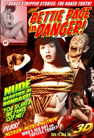 Bettie Page In Danger #1