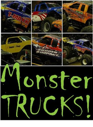 Monster Trucks! Pictures, Videos, Coloring Pages