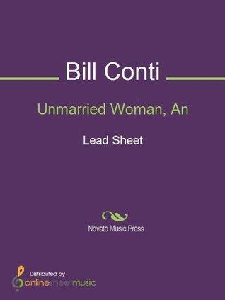 An Unmarried Woman - Lead Sheet