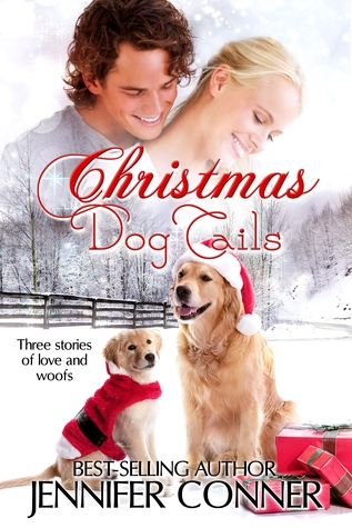 Christmas Dog Tails by Jennifer Conner