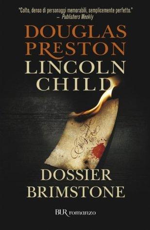 Ebook Dossier Brimstone by Douglas Preston DOC!