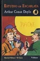 Estudio en escarlata (Sherlock Holmes #1)
