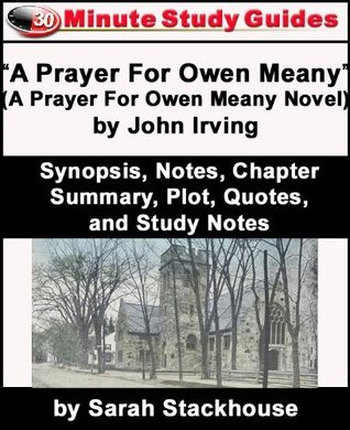 "30-Minute Study Guide: ""A Prayer For Owen Meany"" (A Prayer For Owen Meany Novel) by John Irving Synopsis, Notes, Chapter Summary, Plot, and Study Notes"