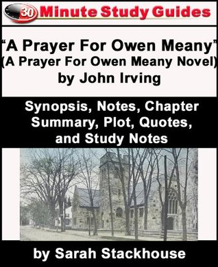 """30-Minute Study Guide: """"A Prayer For Owen Meany"""" (A Prayer For Owen Meany Novel) by John Irving Synopsis, Notes, Chapter Summary, Plot, and Study Notes"""