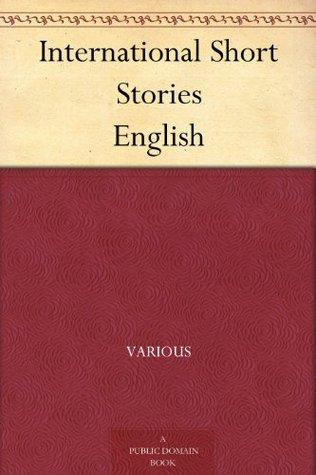 International Short Stories English by Various