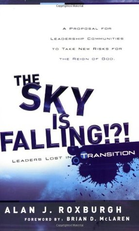 The Sky Is Falling: Leaders Lost in Transition (ePUB)